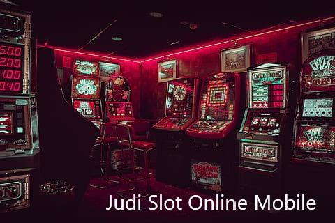 Perjudian Mesin Slot Jackpot
